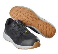 F0300-909-09 Safety Shoe - black