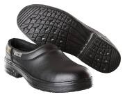F0800-906-09 Clog - black