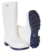 F0850-703-06 PU work boots - white